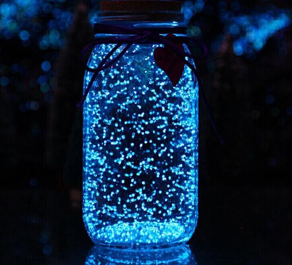 如何掌握夜光粉的质量?